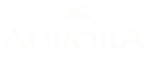Logo for the Town of Aurora